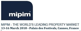 SIPA at MIPIM 2018